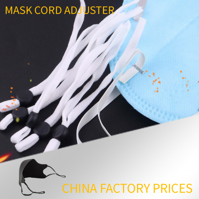 MASK CORD ADJUSTER CHINA FACTORY PRICES